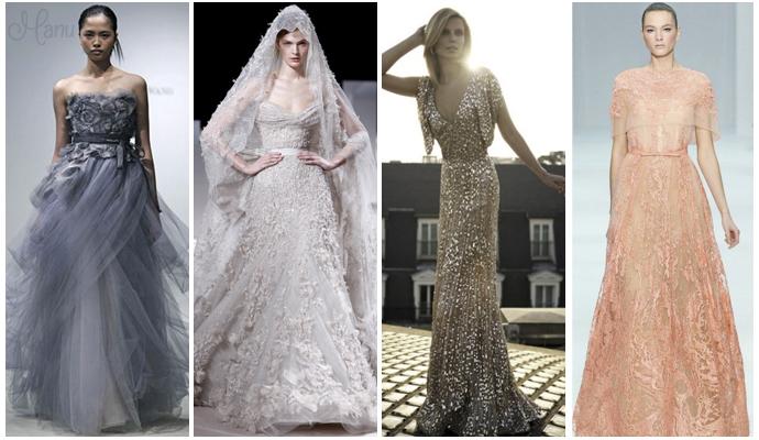 vestidos de casamento coloridos 01